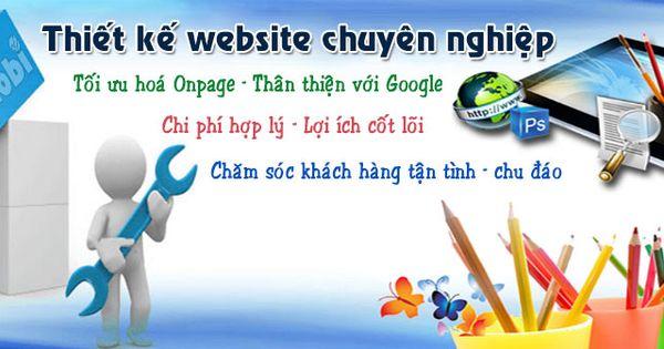 Thiết kế website tại Hải Phòng, chuyên nghiệp và chuẩn SEO