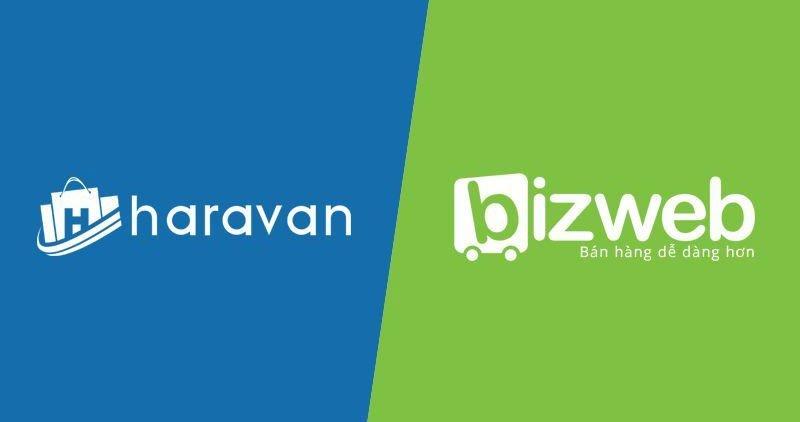 So sánh Sapo (Bizweb) và Haravan bạn nên sử dụng bên nào?